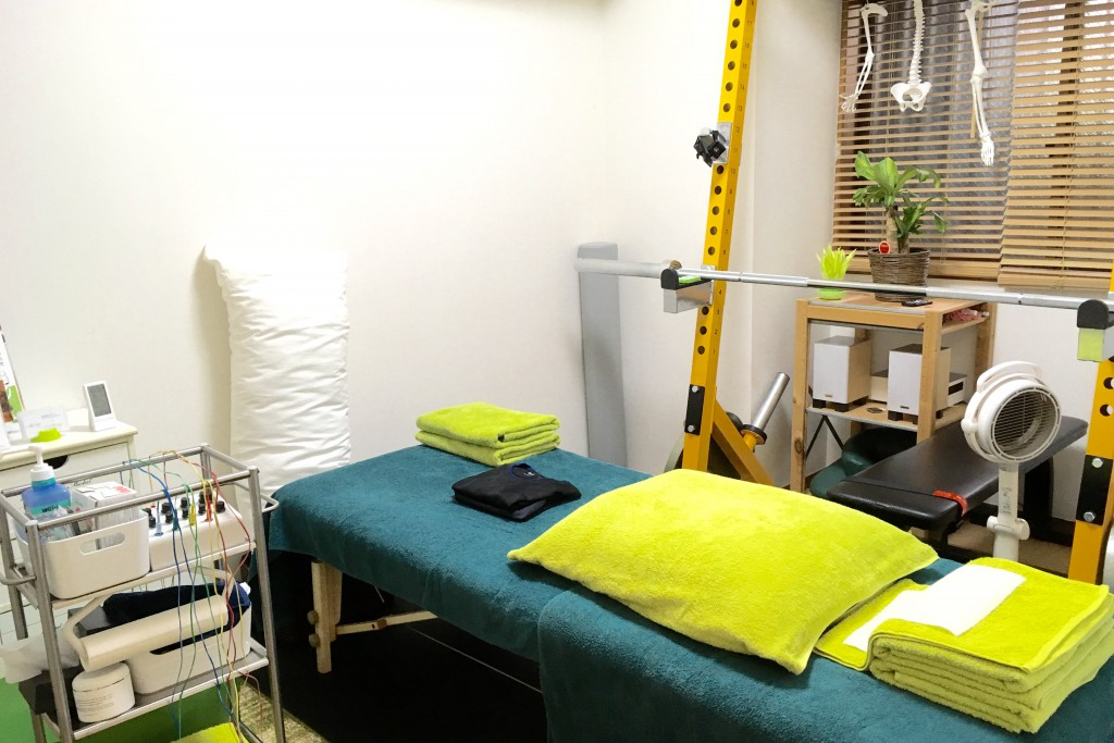 完全個室 治療室